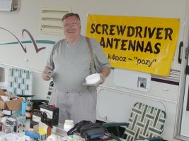 Screwdriver Antenna